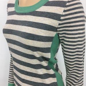 Stitch fix Olive & Oak Maryanne striped pullover